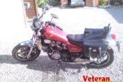 Honda V 45 Magna sælges